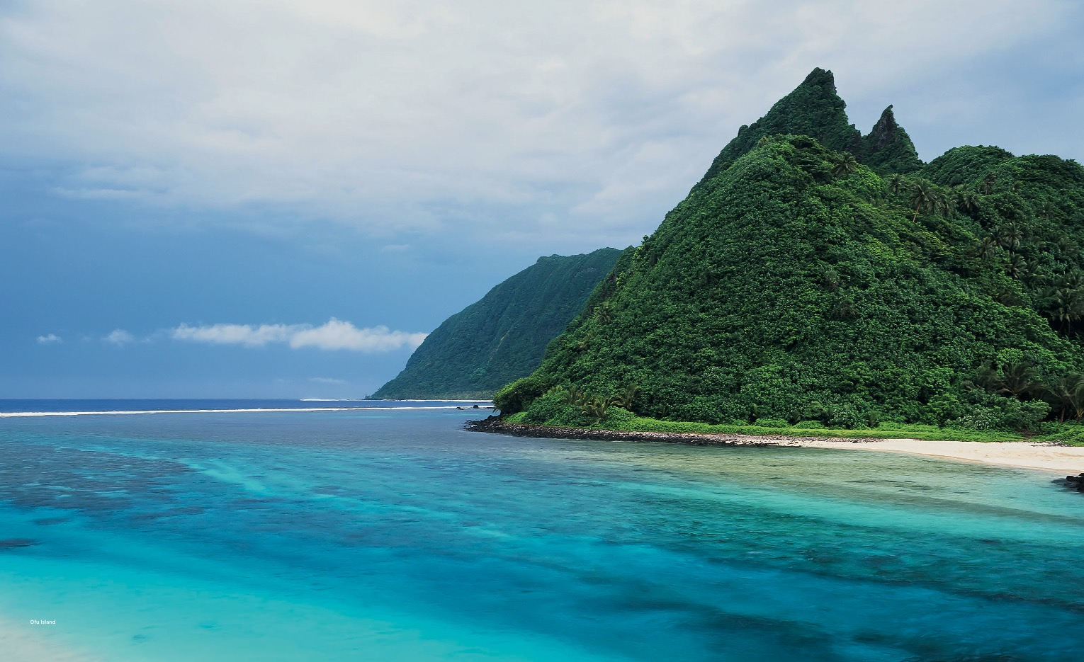 American National Parks - Pacific Islands, Western & Southern USA