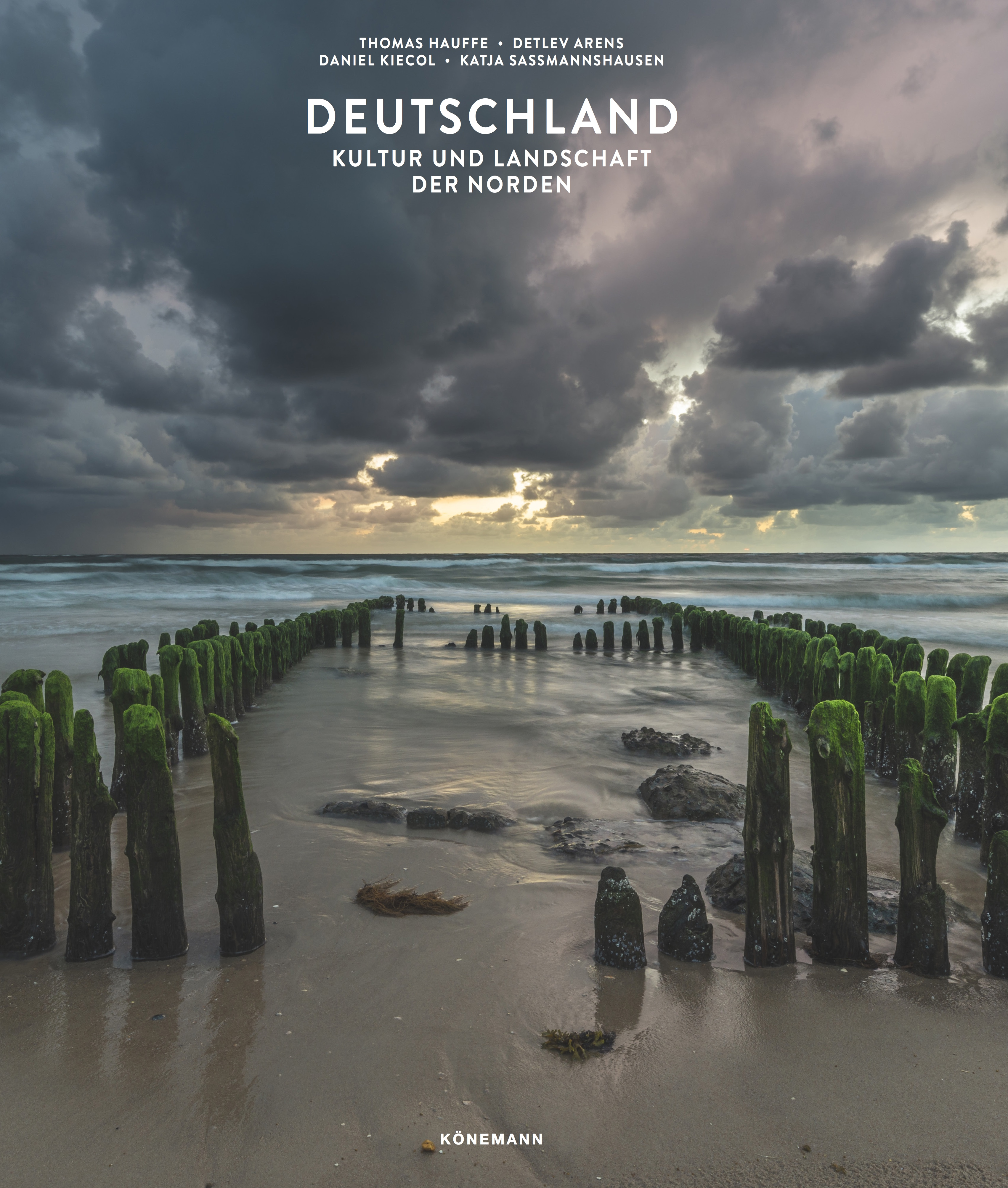 Deutschland Kultur und Landschaft 1-3