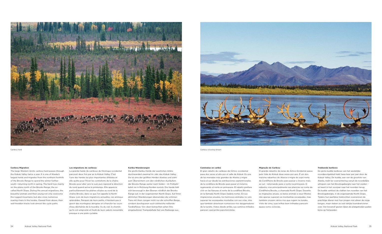 American National Parks - Alaska, Northern & Eastern USA